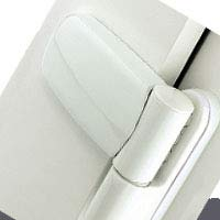 Flag Hinge white